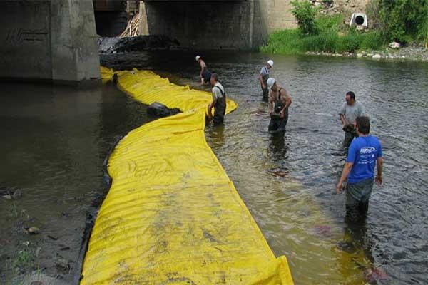 Kistdam rivier rivierafleiding