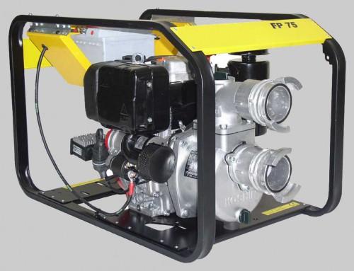 Pompen en motorpompen