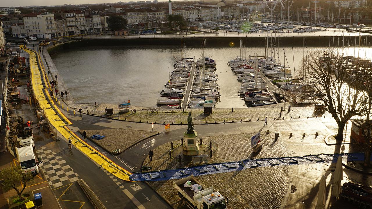 protection anti inondation larochelle vieux port
